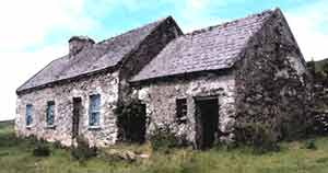 The Famine Cottage